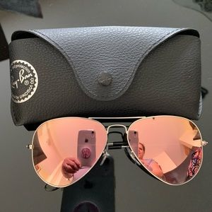 Ray Ban Sunglasses-Women's